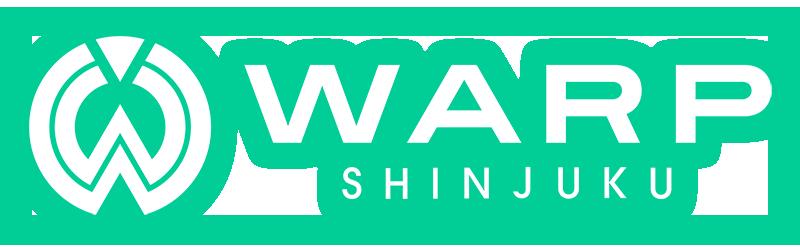 WARP SHINJUKU LOGO